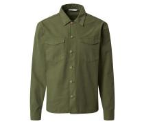 Hemd 'Clamart' khaki