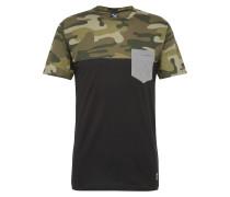 T-Shirt mit Brusttasche 'Kotti Pocket Tee'