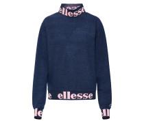 Sweatshirt 'namini' navy / rosa