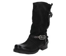 Biker-Boots 'saintec' schwarz