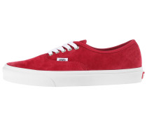 Sneaker 'Authentic' rot