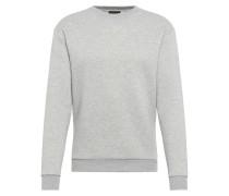Sweatshirt 'CN Basic Sweat' hellgrau
