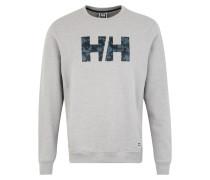 Sport-Sweatshirt 'f2F' grau