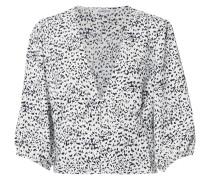 Bluse 'Blouse' schwarz / weiß