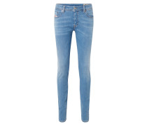 Jeans 'Sleenker' blue denim