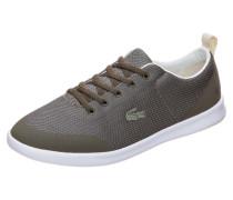 'Avenir' Sneaker taupe / khaki / weiß