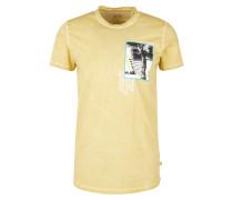 Shirt gelb / mischfarben