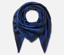 Tuch 'asc1251' blau / navy