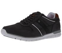 Sneaker dunkelgrau / weiß