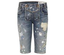 Jeans No 1-53 blau / weiß