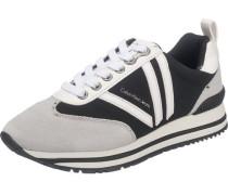 Sneakers grau / schwarz
