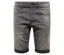 Jeans '3301 Slim 1\2' grau
