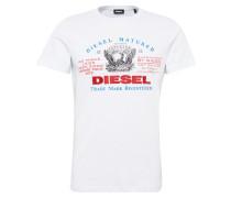 T-Shirt 't-Logys' weiß