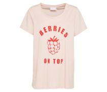 T-Shirt 'Berry' rosa / rot