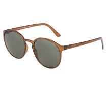Sonnenbrille 'Swizzle' braun / khaki