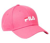 Cap pink / weiß