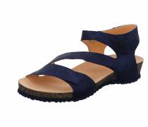 Sandalen/Sandaletten dunkelblau