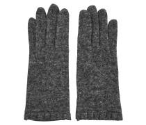 Handschuhe dunkelgrau