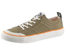 Sneaker 'Astico' khaki / weiß