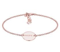 Armband 'Hope' rosegold