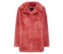 Jacke Fake Fur pink / rosé