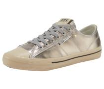 Sneaker 'Chase' silber / naturweiß