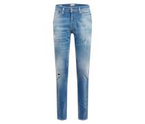 Jeans blue denim