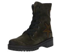 Stiefel 'Jac-St' bronze / oliv