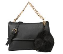 Handtasche 'broadbent' schwarz