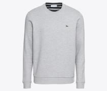 Sweatshirt graumeliert