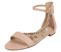 Sandale 'Radhika' beige / nude