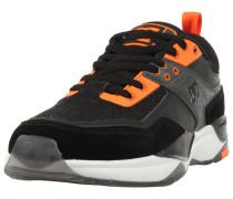 Sneaker orange / schwarz