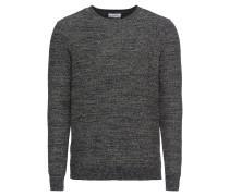 Pullover 'multi color structure sweater'
