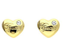Ohrstecker Heartbeat Ube21520 gold