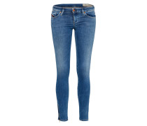 Jeans 'Skinzee-Low-Zip' blue denim