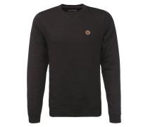 Sweatshirt 'Milo' schwarz