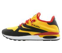 Sneaker 'Run Light' gelb / schwarz