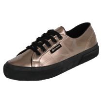 Sneaker 'Varnish Mirror' bronze / schwarz