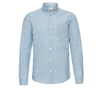 Freizeithemd 'button-down washed'