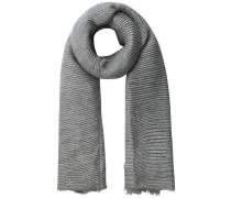 Langer Schal grau