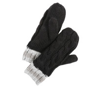 Handschuh 'Albertine' schwarz
