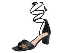 Sandale 'Lola' schwarz