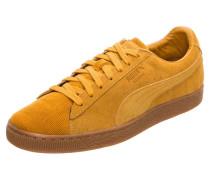 Sneaker 'Suede' cognac