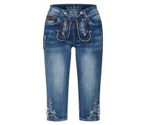 Jeans 'Franziska' blau