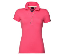 Poloshirt 'Shore Polo' pink