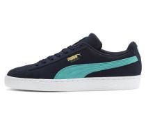 Sneaker 'Classic' türkis / nachtblau