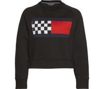 Sweatshirt Black Beauty schwarz