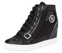 Sneaker 'fiore' schwarz
