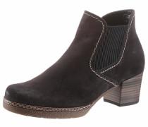 Ankle-Boots dunkelbraun