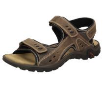 Sandale 'Upendaro-700' braun